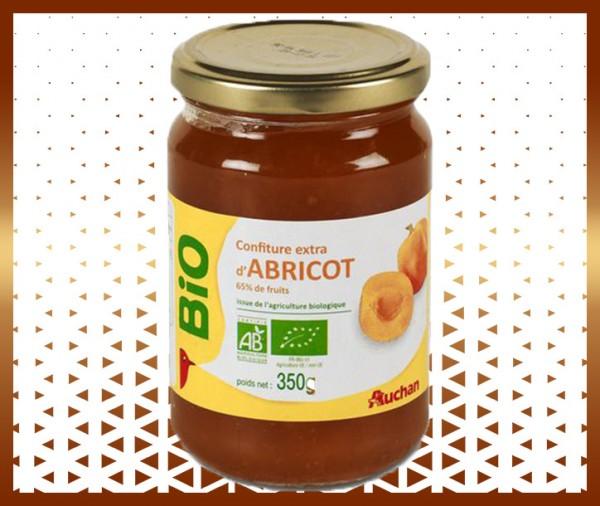 Confiture d'abricot bio livraison courses à domicile à nice