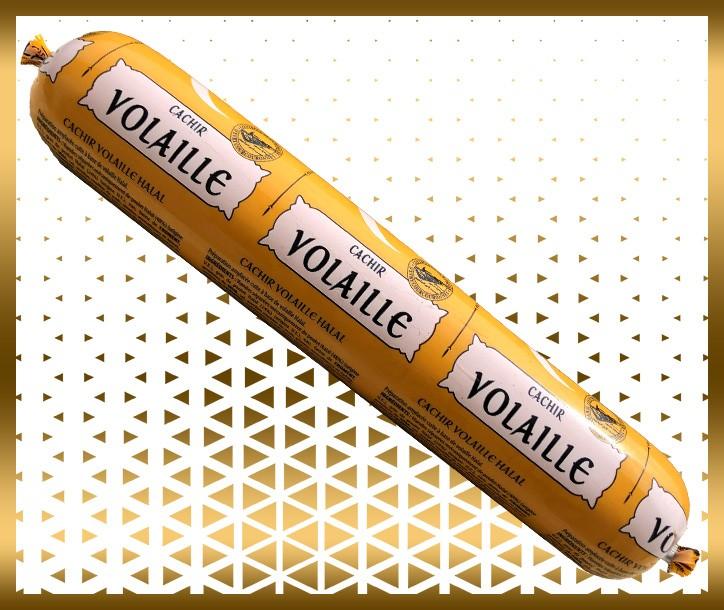 SAUCISSON VOLAILLE - 450g