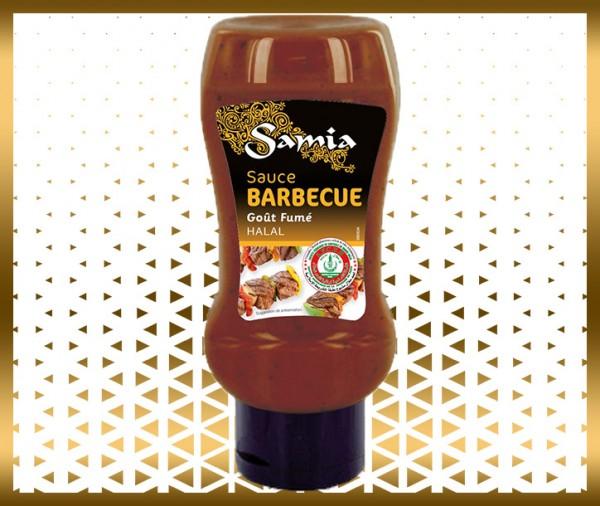Commande en ligne sauce barbecue goût fumé livraison à domicile à nice