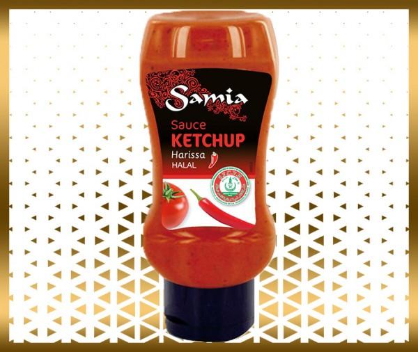 Commande en ligne sauce ketchup harissa livraison à domicile à nice
