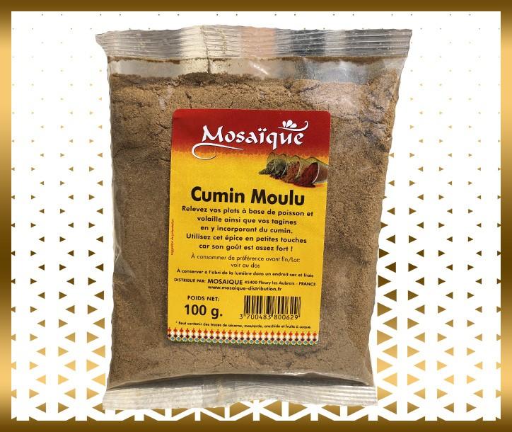 CUMIN MOULU - 100g