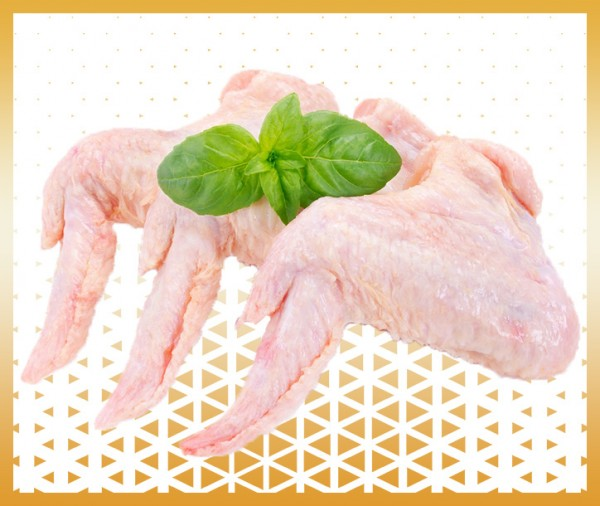commander en ligne ailes de poulet halal livraison à domicile nice