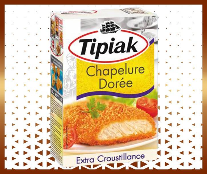 CHAPELURE DORÉE TIPIAK