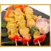 colis grillade barbecue brochettes de poulet marinés au curry livraison à domicile à Nice