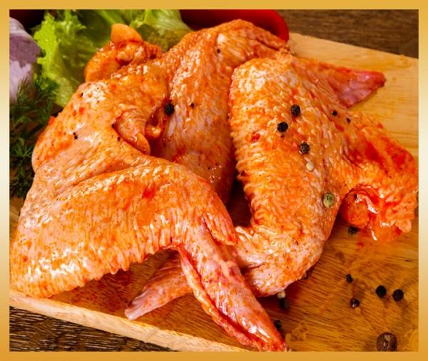 colis grillade barbecue ailes de poulet mariné livraison à domicile à Nice