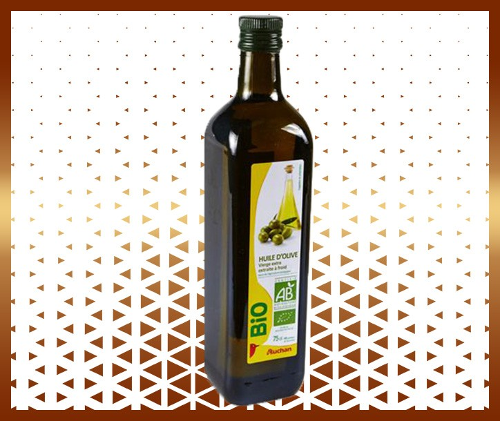 HUILE D'OLIVE BIO VIERGE EXTRA - 75CL