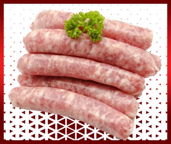 commander en ligne boucherie niçoise Chipolatas de veau et agneau livraison à domicile à nice