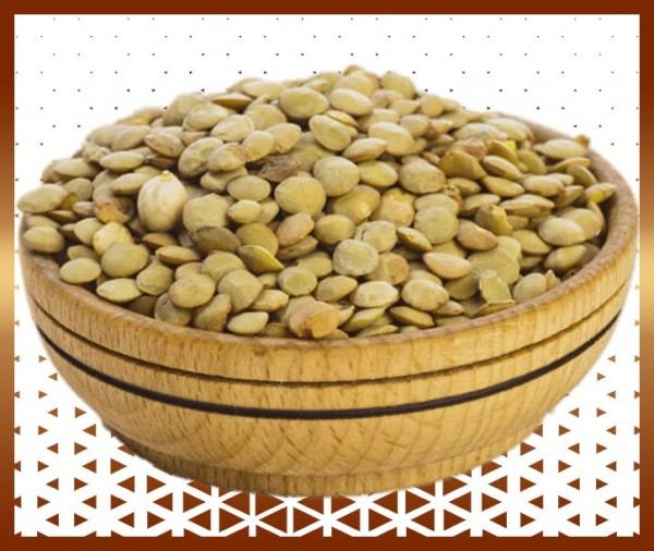 Livraison lentilles vertes panier de légumes secs céréales à domicile nice