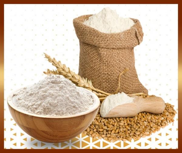 Livraison farine de blé fluide panier de légumes secs et céréales à domicile à nice
