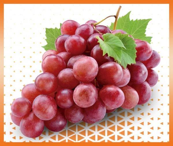 livraison raisin rouge à nice