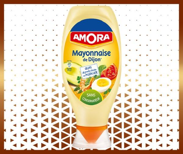 mayonnaise amora livraison courses à domicile à nice