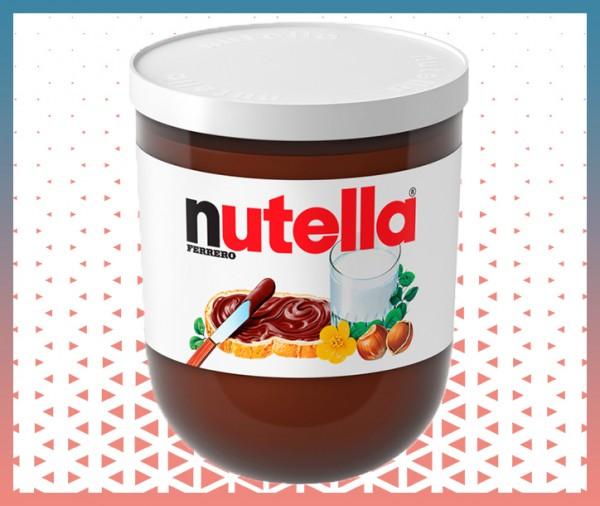 pâte à tartiner Nutella livraison courses à domicile à nice