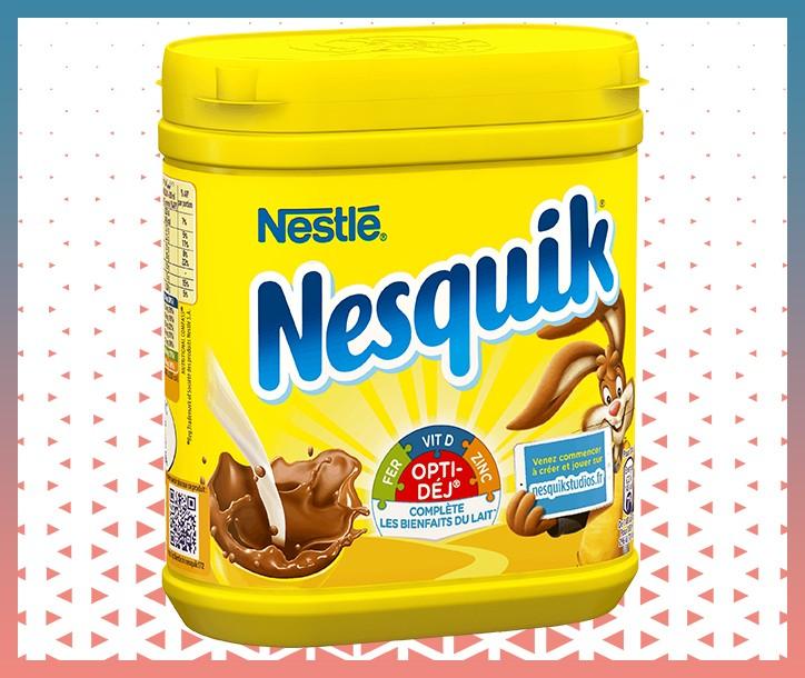 CHOCOLAT EN POUDRE NESQUIK - 500g