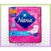 Nana Secure Fit serviettes hygiéniques avec ailettes normal plus