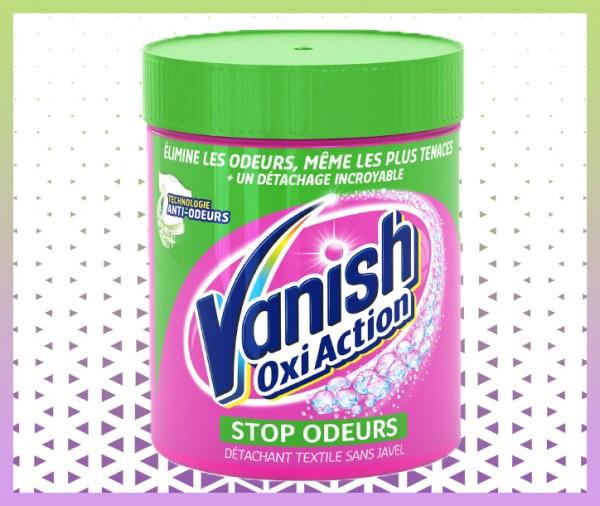 commande en ligne Vanish détachant stop odeur livraison à domicile à nice